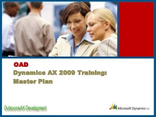 Dynamics AX 2009 MRP training