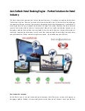 Axis Softech -  Perfect Solutions for Hotel Industry