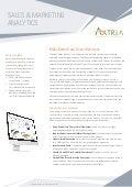 Axtria analytics coe datasheet