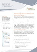 Axtria incentive compensation datasheet