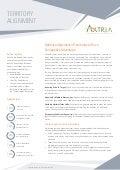 Axtria Datasheet: Territory Alignment Solution