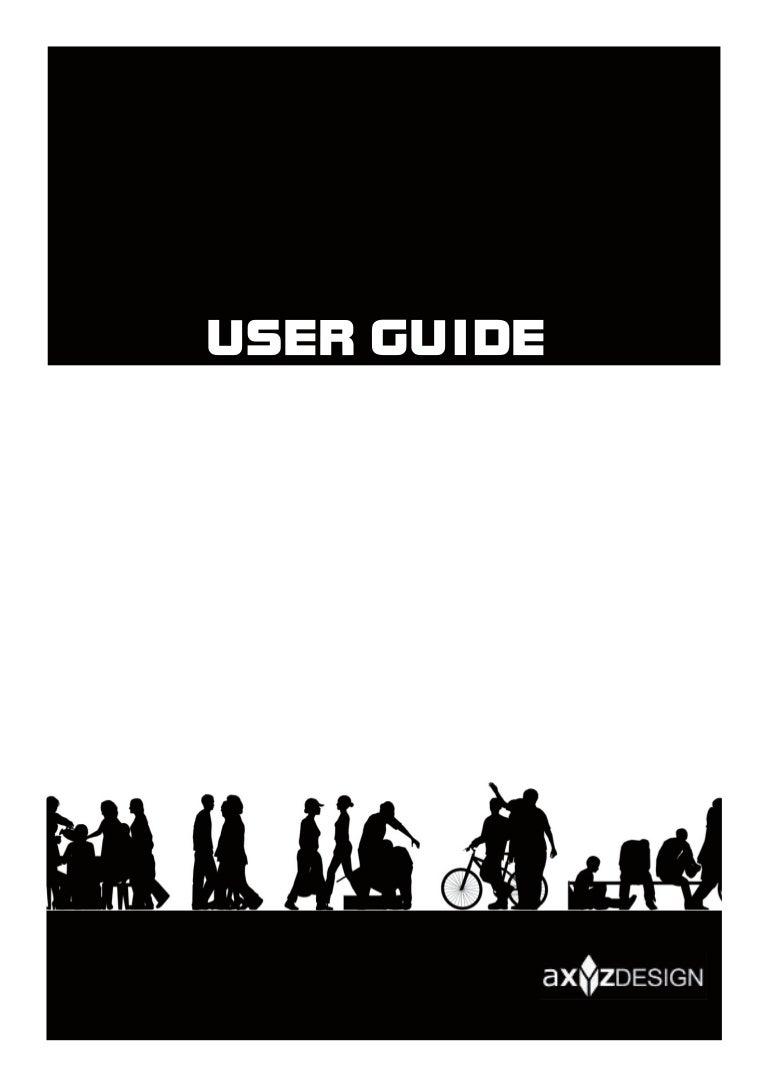 A xyz user-guide