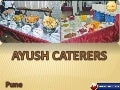 Catering Service In Pune - Ayush Caterers