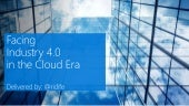 Why Cloud Matters in Industry 4.0