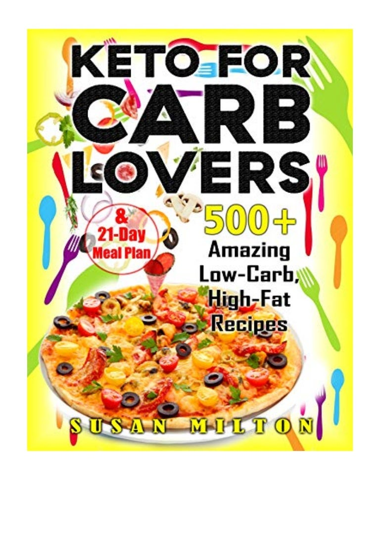 the carb lovers diet pdf