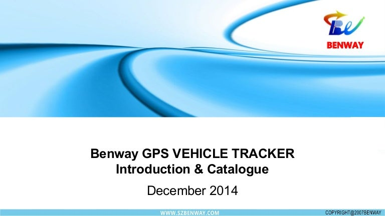 BENWAY-GPS Vehicle Tracker9 11