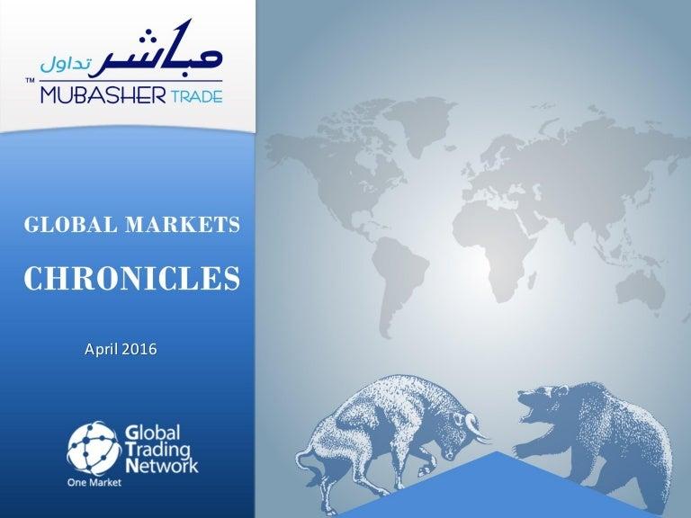 Mubasher 20160502 Global Markets Chronicles (GMC) April 2016