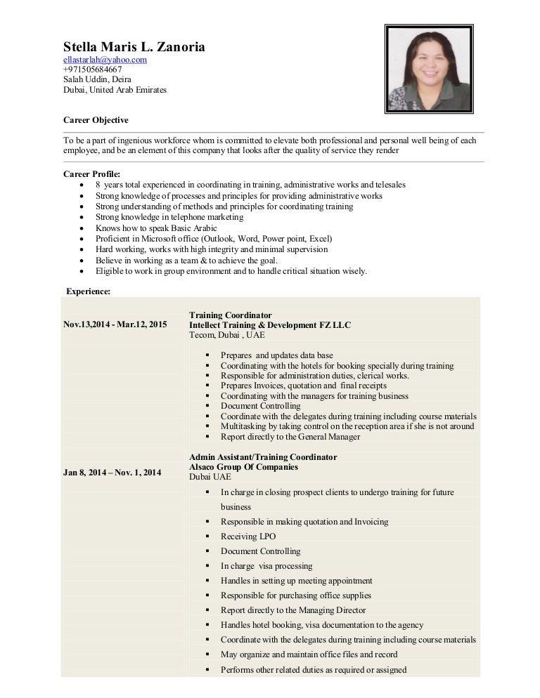 Draftsman Sample Resume