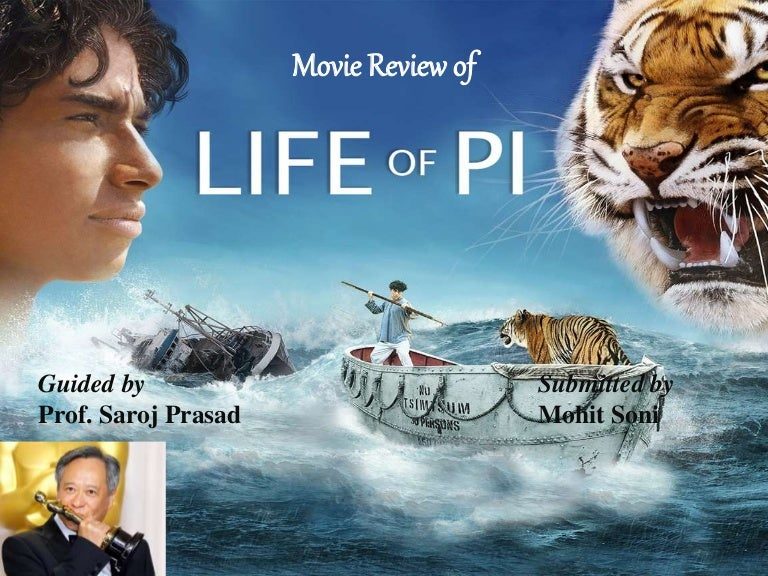 Movie Review Of Life Of Pi