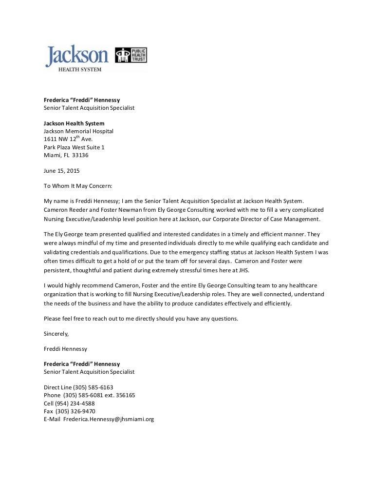 JHS Reccomendation Letter3