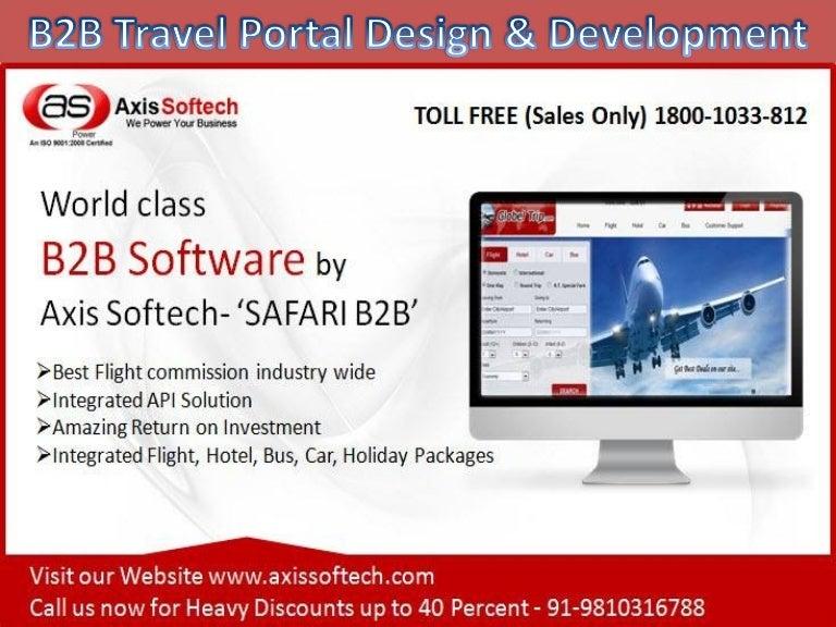 B2B-Travel-Portal-Design-Development