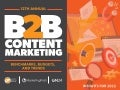 12th Annual B2B Content Marketing Benchmarks, Budgets, and Trends: Insights for 2022