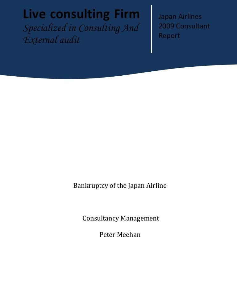 Consultancy Report Final
