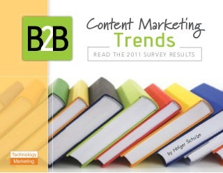 B2B Content Marketing Trends