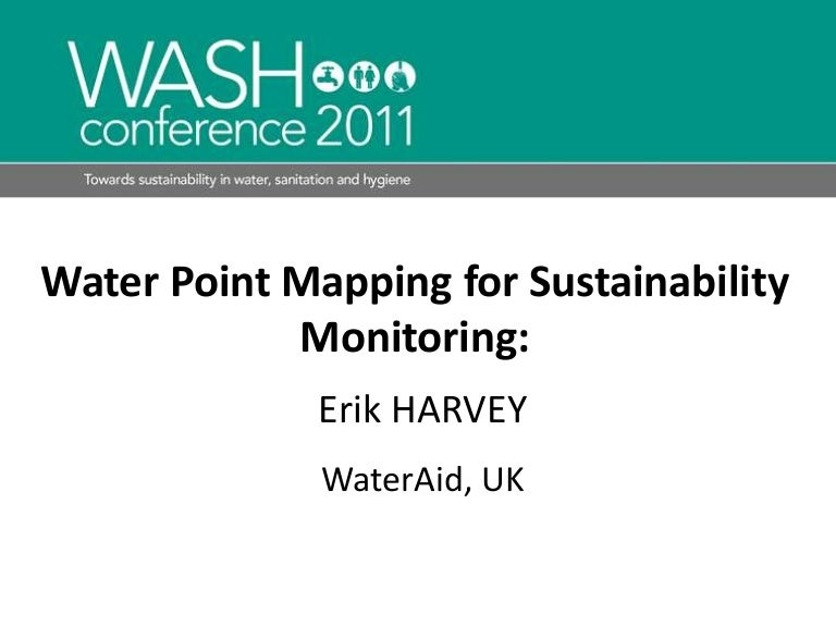 WaterPoint Mapping