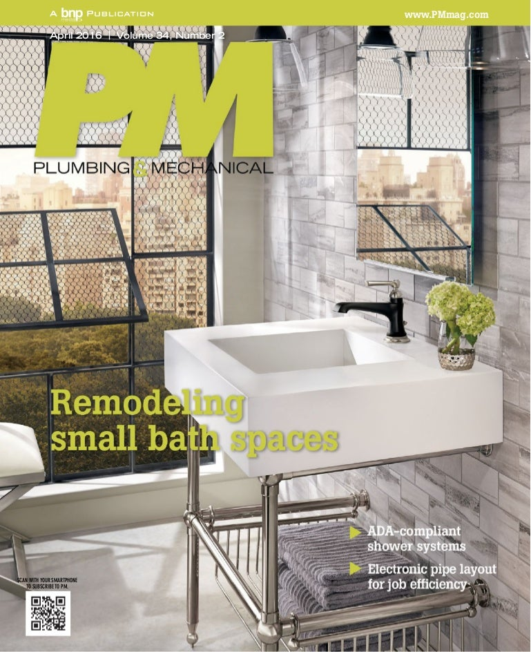 April 2016 Pm Magazine Ken Neyer Plumbing