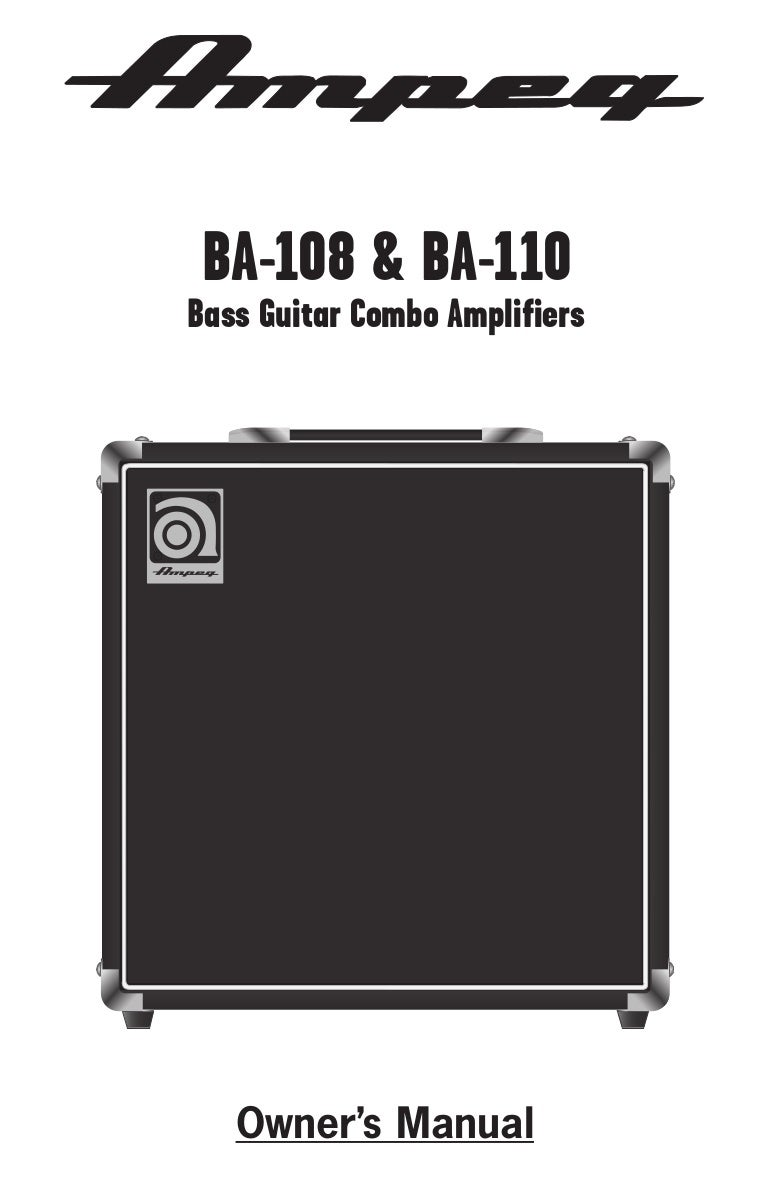 ba 108ba 110 131029184725 phpapp01 thumbnail 4?cb\=1383072468 wiring diagram for a power supply to a ampeg ba 108 ampeg ba115v2  at panicattacktreatment.co