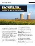 Nuclear Promise: Reducing Cost While Improving Performance