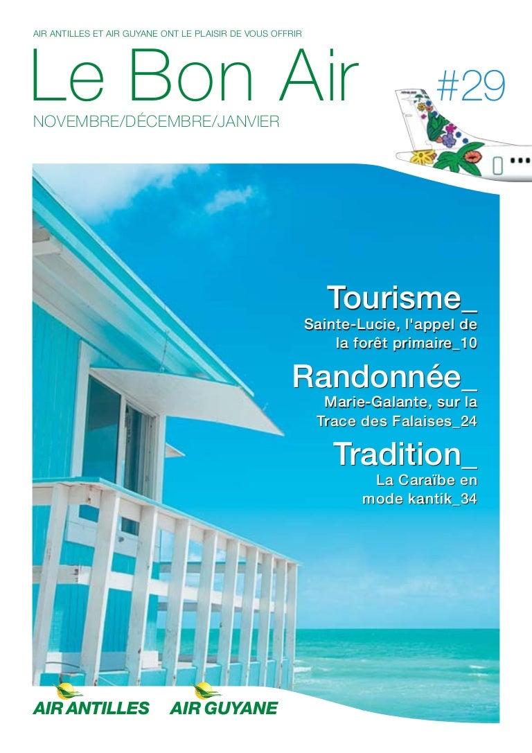Janvier Le Antillesamp; N°29 Novembre Décembre Bon Air Guyane 1KJlcFT