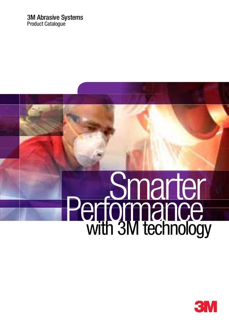 """Scotchbrite Silicon Carbide 6/""""x4 lap mop 1000 S Grade"""