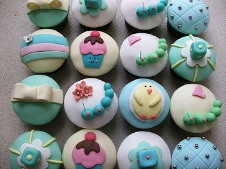 Baby Shower Cupcakes Cake Sayings