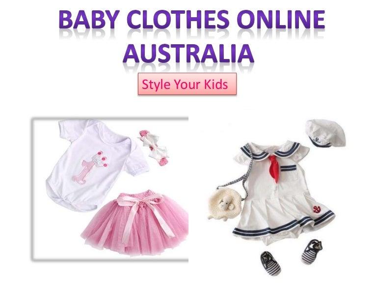 Baby Clothes Online Australia