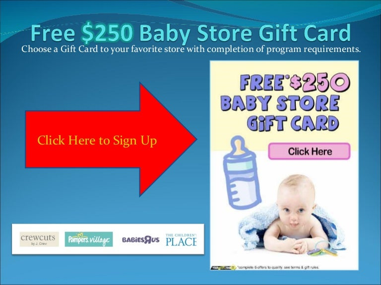 baby gift card message