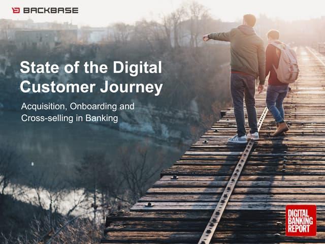 Backbase webinar feat. Jim Marous: State of the Digital Customer Journey