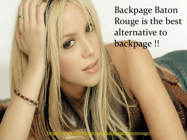 Backpage Baton Rouge is the best alternative to backpage