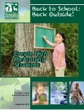 Back to School: Back Outside!