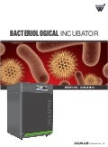 Bacteriological Incubator by ACMAS Technologies Pvt Ltd.