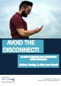 Avoid the Disconnect - 10 Ways to Engage Your Conference Event Attendees – Before, During, & After your Event!