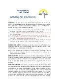 Libro de Badmidbar (Números)