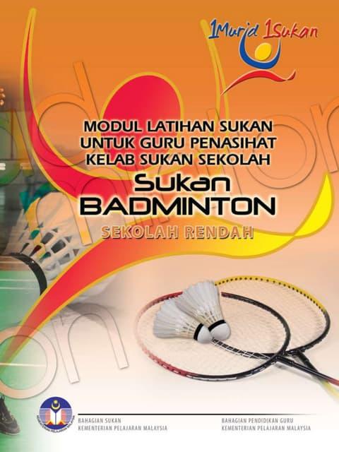 Badminton Sekolah Rendah