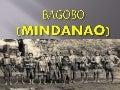 Katutubong Bagobo ng Pilipinas