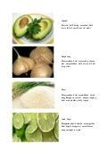 Bahan nabati dan hewani untuk kosmetik