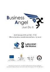 Business Angel - Just Do It