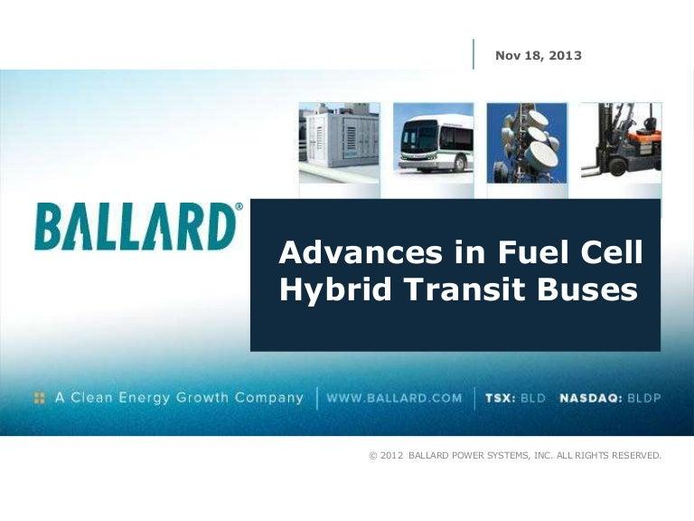 Ballard FC Bus Presentation 11 2013