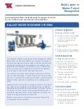 TK Engineering & Consulting - Ballast Water Treatment Systems
