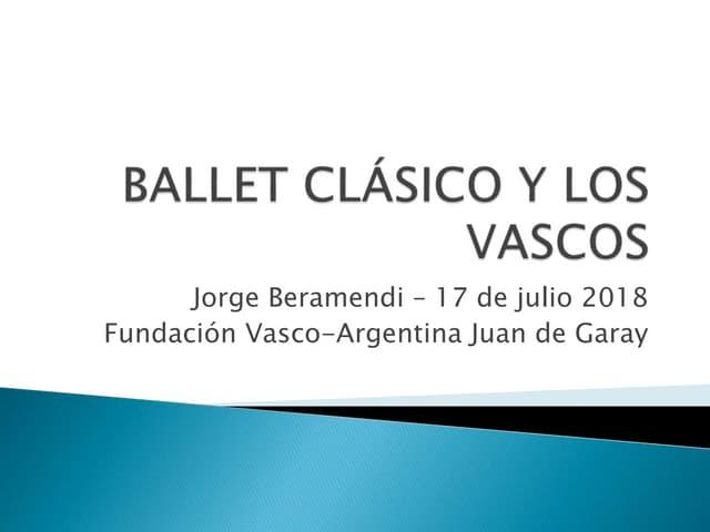 Ballet vascos