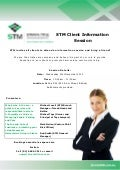 STM Client Information Session