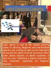 Ballroom dance oakville