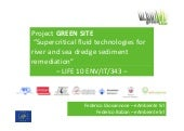 Life Cycle Assessment (LCA) del progetto Green Site
