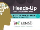 Bancroft Exercise Effects on the Brain