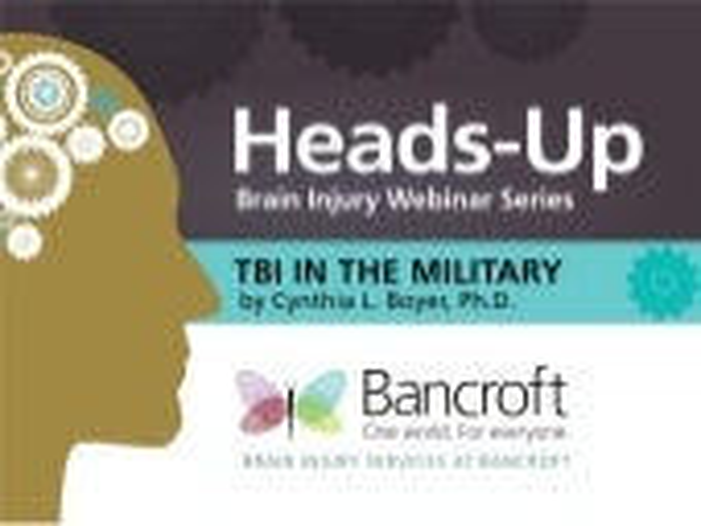 Bancroft Traumatic Brain Injury in the Military