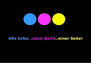 Das ist band-finder.com!