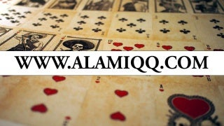 Bandar Q Game - AlamiQQ.com