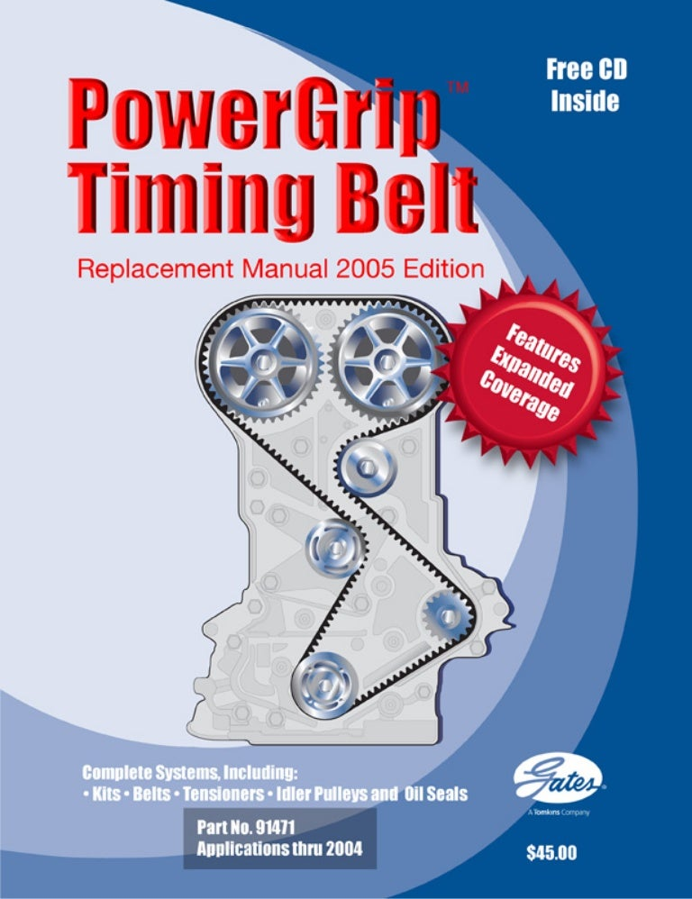 Gates T098 Timing Belt