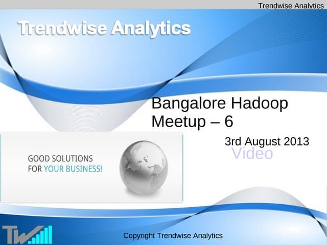 Hadoop,Big Data Analytics and More