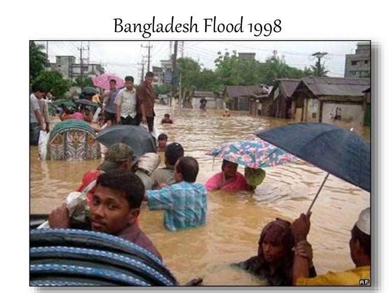 Bangladesh flood 1998